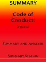 Code of Conduct | Summary
