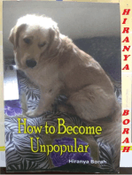 How To Become Unpopular