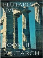 Plutarch's Lives. Book III