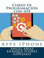 Curso de Programación con iOS