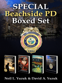 The Beachside PD 2016 Boxed Set.