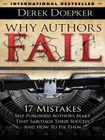 Why Authors Fail