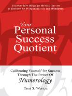 Your Personal Success Quotient