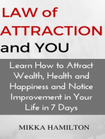 Law of Attraction and You
