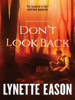 Don't Look Back (Women of Justice Book #2)