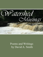 Watershed Musings