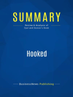 Hooked (Review and Analysis of Eyal and Hoover's Book)