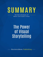 The Power of Visual Storytelling (Review and Analysis of Walter and Gioglio's Book)