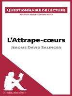 L'Attrape-coeurs de Jerome David Salinger
