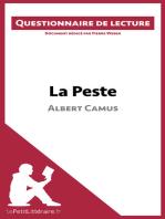 La Peste d'Albert Camus