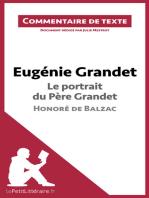 Eugénie Grandet - Le portrait du père Grandet - Honoré de Balzac (Commentaire de texte)
