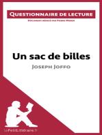 Un sac de billes de Joseph Joffo