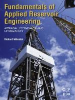 Fundamentals of Applied Reservoir Engineering