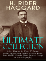 H. RIDER HAGGARD Ultimate Collection
