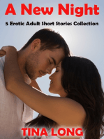 A New Night, 5 Erotic Adult Short Stories Collection
