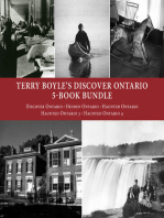 Terry Boyle's Discover Ontario 5-Book Bundle