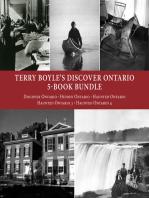 Terry Boyle's Discover Ontario 5-Book Bundle