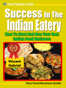 Success In the Indian Eatery