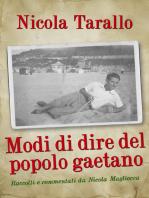 Modi Di Dire Del Popolo Gaetano