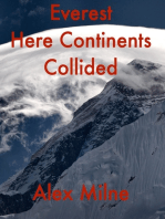 Everest Here Continents Collided