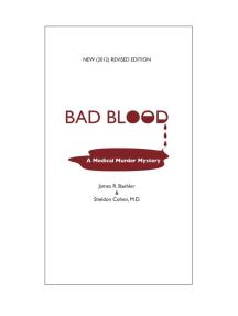 Bad Blood: A Medical Murder Mystery