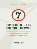 7 Commitments for Spiritual Growth