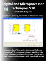 Digital and Microprocessor Techniques V10