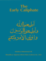 The Early Caliphate