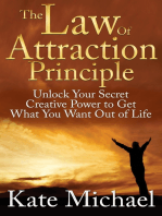 The Law of Attraction Principle