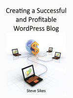 Creating a Successful and Profitable Wordpress Blog