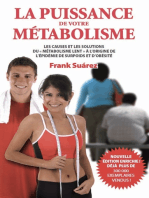 La Puissance de Votre Métabolisme