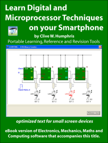 Learn Digital and Microprocessor Techniques On Your Smartphone: Portable Learning, Reference and Revision Tools.
