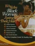 Why Are Black Women Losing Their Hair