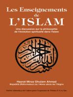Les Enseignements de l'Islam: Une discussion sur la philosophie de l'évolution spirituelle dans l'Islam