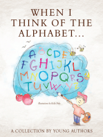 When I Think of the Alphabet