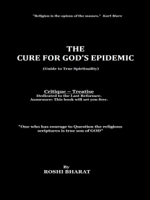 The Cure for GOD'S Epidemic