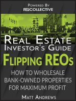 Real Estate Investor's Guide to Flipping Bank-Owned Properties