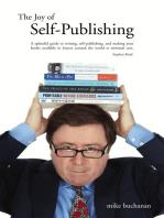 The Joy of Self-Publishing