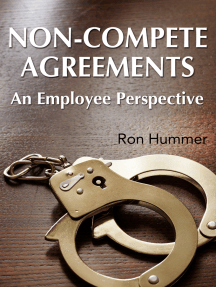 Non-Compete Agreements: An Employee Perspective