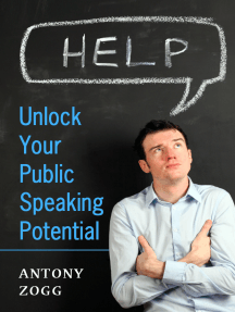 Unlock Your Public Speaking Potential