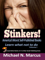 Stinkers! America's Worst Self-Published Books