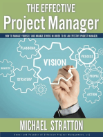 The Effective Project Manager