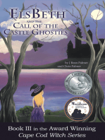 ElsBeth and the Call of the Castle Ghosties, Book III in the Cape Cod Witch Series