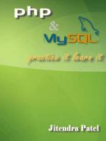 PHP & MySQL Practice It Learn It