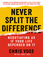 Never Split the Difference