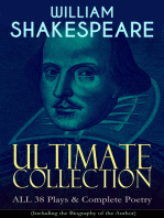 WILLIAM SHAKESPEARE Ultimate Collection