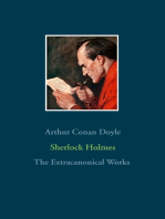 Sherlock Holmes - The Extracanonical Works