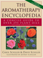 The Aromatherapy Encyclopedia: A Concise Guide to Over 395 Plant Oils