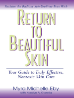 Return to Beautiful Skin