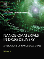 Nanobiomaterials in Drug Delivery